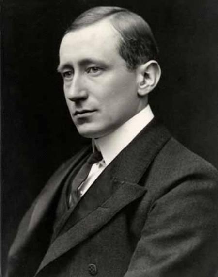 Mr. Guglielmo Marconi