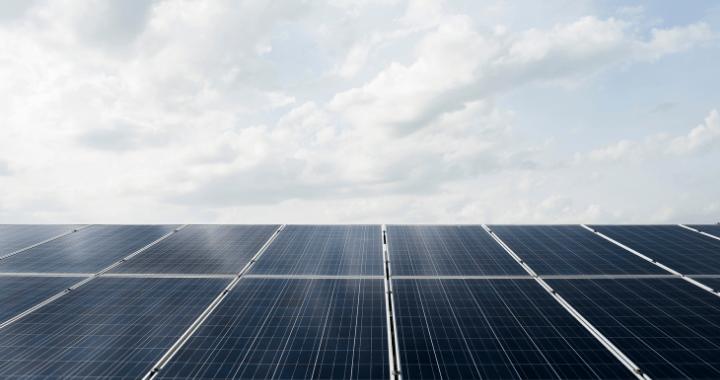 earthing for solar power plant