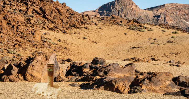 earthing for rocky soil